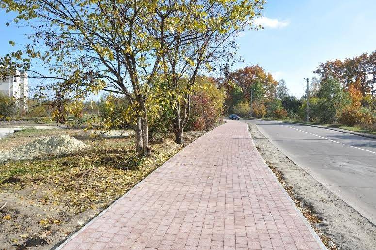 Як виглядає будівництво велодоріжки до Рясне2 (ФОТО) (фото) - фото 1