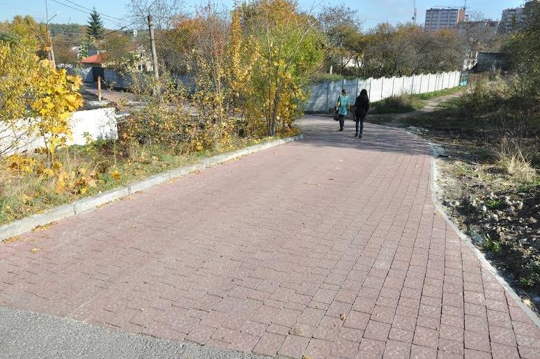 Як виглядає будівництво велодоріжки до Рясне2 (ФОТО) (фото) - фото 4