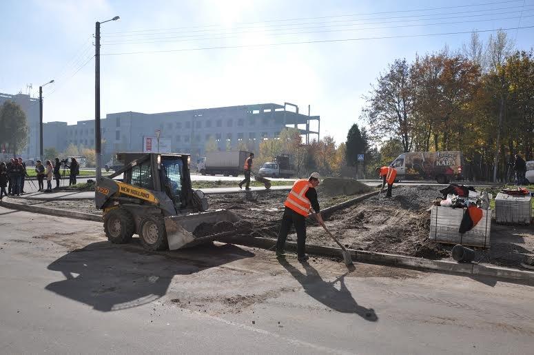 Як виглядає будівництво велодоріжки до Рясне2 (ФОТО) (фото) - фото 3
