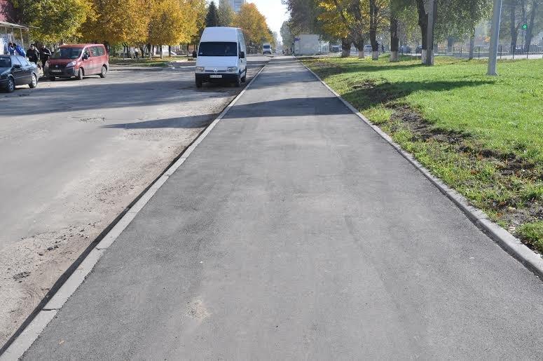 Як виглядає будівництво велодоріжки до Рясне2 (ФОТО) (фото) - фото 2