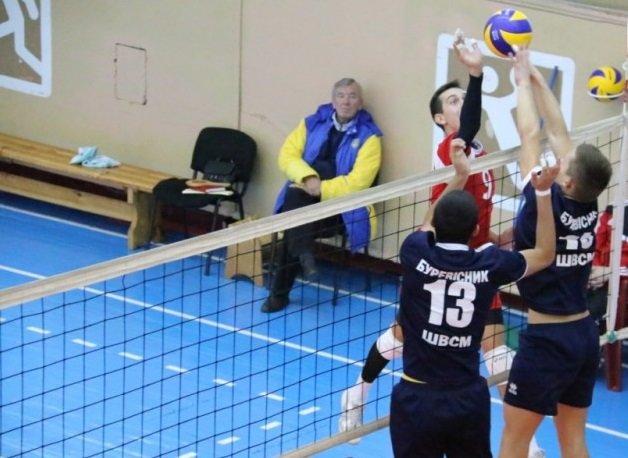 «Бахмут» представил родной город в кубке Украины по волейболу (фото) - фото 1