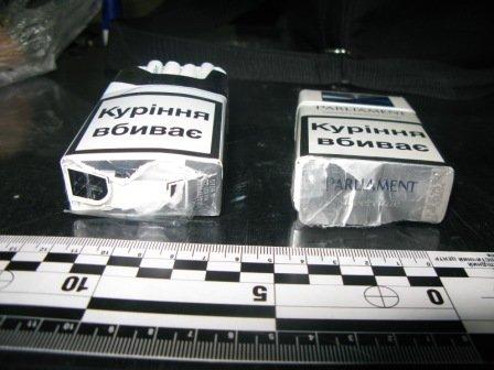 В Киеве инспектор пытался пронести в СИЗО наркотики (ФОТО) (фото) - фото 1