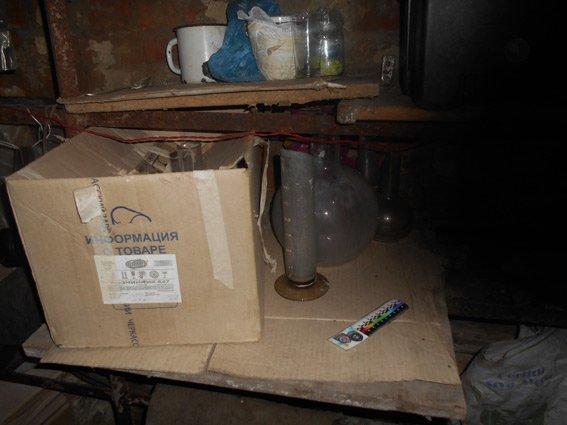 В Конотопі викрили виробництво по виготовленню важких психотропних наркотичних засобів(ФОТО) (фото) - фото 1