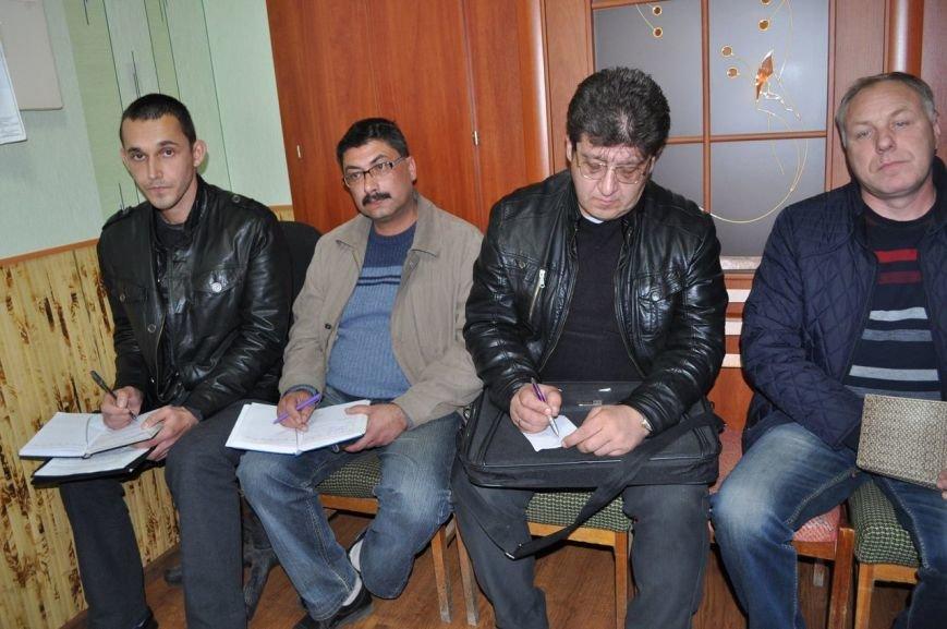 Общественная организация «Гром»  в Бердянске - на страже закона (фото) - фото 4