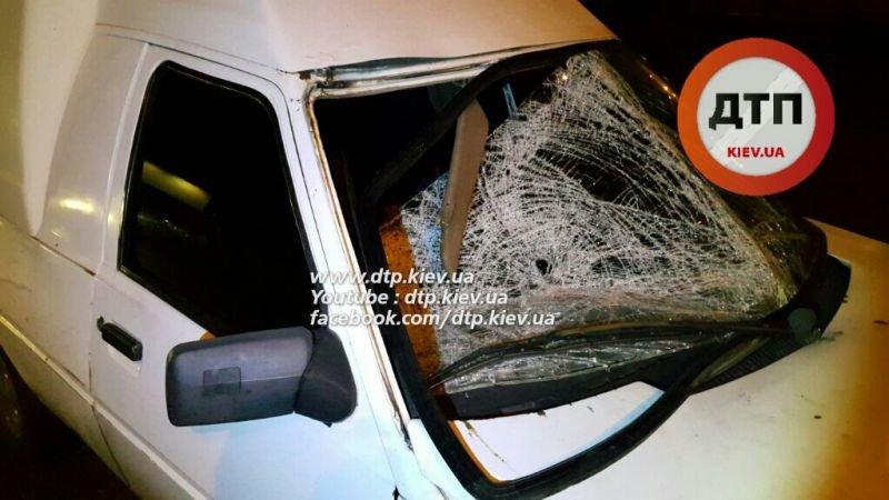 На Московском проспекте водитель автокофейни насмерть сбил мужчину (ФОТО, ВИДЕО), фото-2