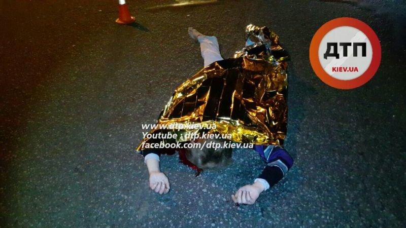 На Московском проспекте водитель автокофейни насмерть сбил мужчину (ФОТО, ВИДЕО), фото-1