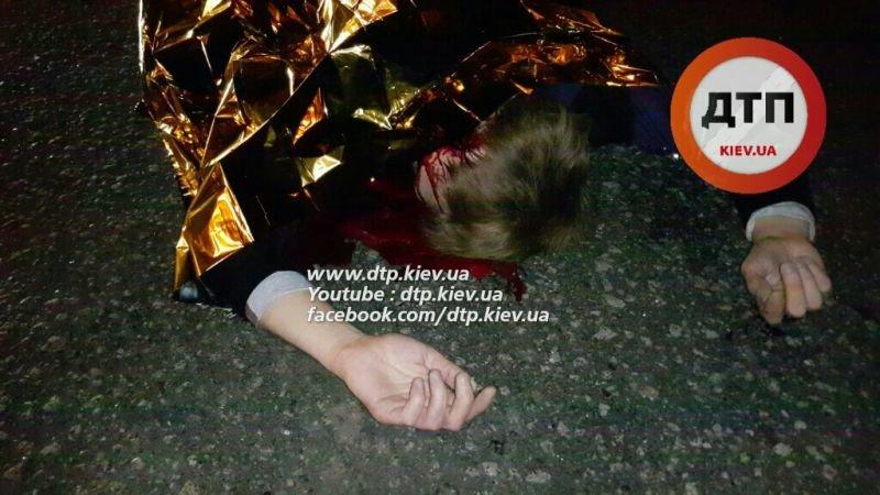 На Московском проспекте водитель автокофейни насмерть сбил мужчину (ФОТО, ВИДЕО), фото-4