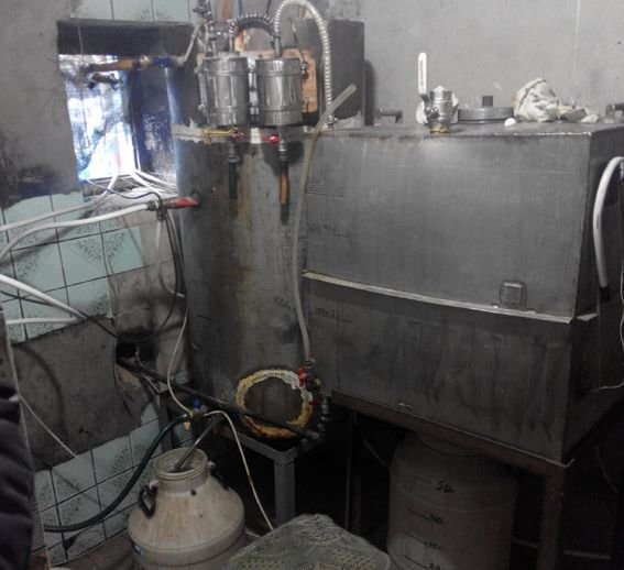 На Николаевщине в одном из домов обнаружили мини-завод по производству самогона (ФОТО) (фото) - фото 2