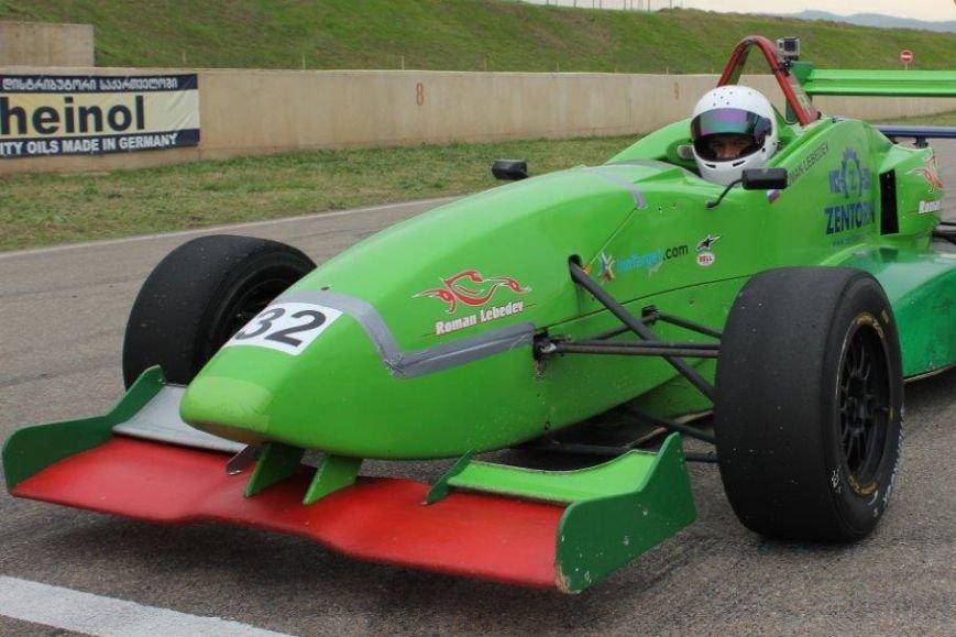 935e607133c2 Белгородец дважды поднялся на подиум на заключительном этапе ...