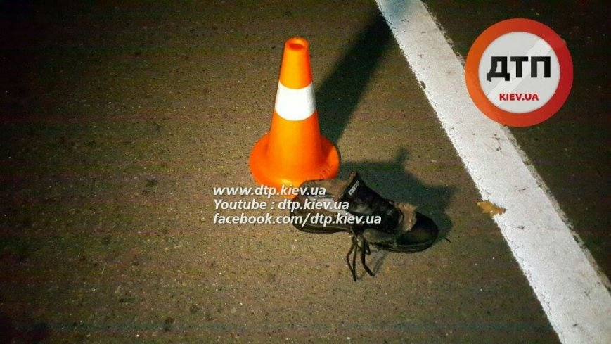 В Киеве во время ДТП мужчину разорвало на части (ФОТО, ВИДЕО), фото-3