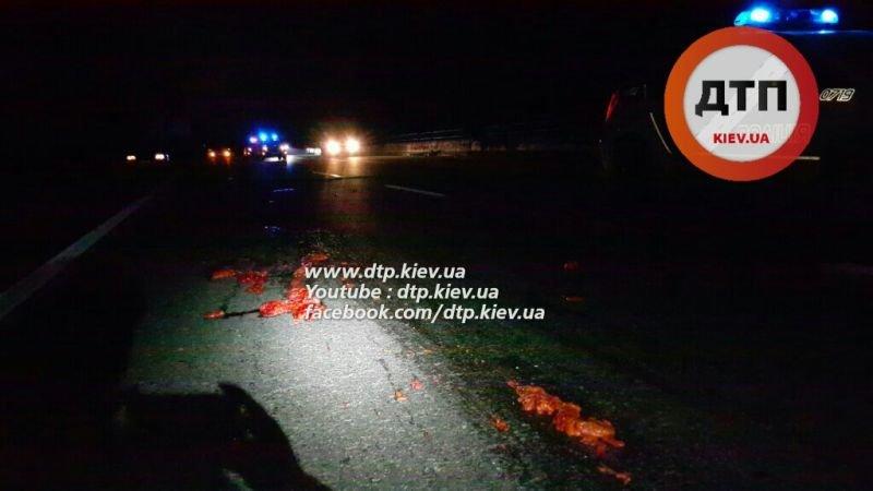 В Киеве во время ДТП мужчину разорвало на части (ФОТО, ВИДЕО), фото-7