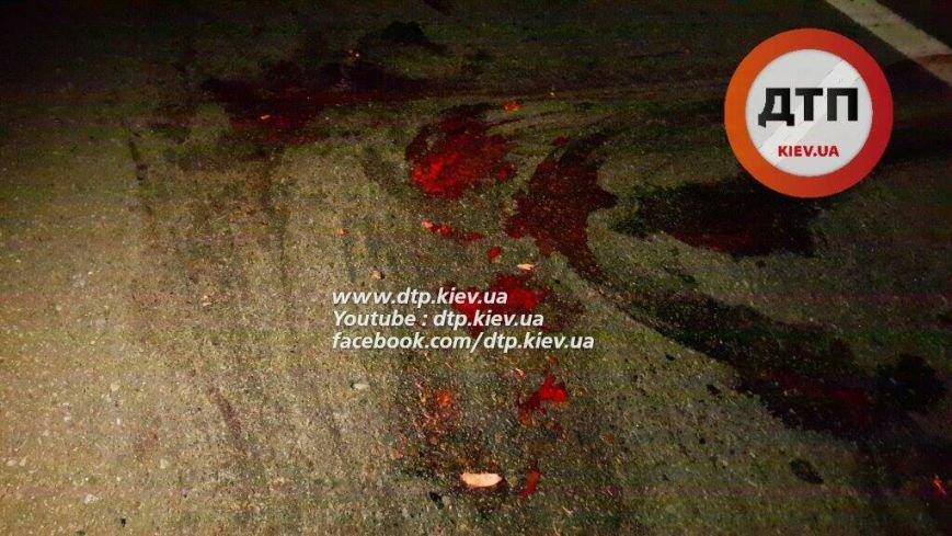 В Киеве во время ДТП мужчину разорвало на части (ФОТО, ВИДЕО), фото-5