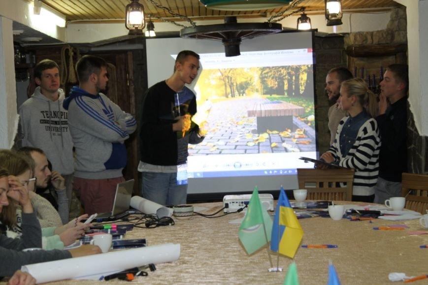 Справжні лідери навчаються у ТНЕУ! (фото) - фото 1