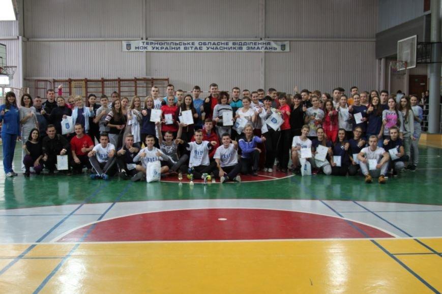 Олімпійський день у коледжах ТНЕУ (фото) - фото 1