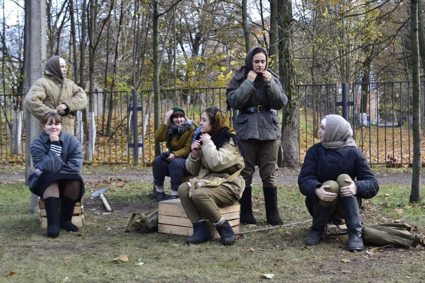 Градоведческий фестиваль «Театр улиц» в городе Пушкине. Погружаемся в XX век., фото-4