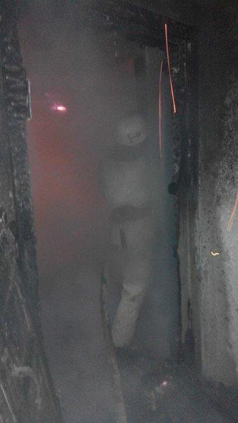 Житель Кировоградской области чуть не погиб на пожаре. ФОТО (фото) - фото 1