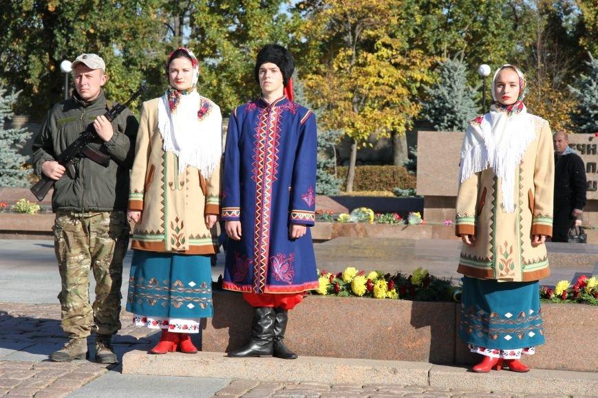 Николаевцы отметили 71-ю годовщину освобождения Украины от фашистских захватчиков (ФОТО), фото-12