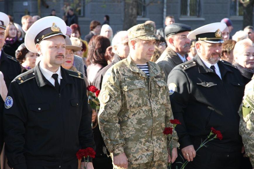 Николаевцы отметили 71-ю годовщину освобождения Украины от фашистских захватчиков (ФОТО), фото-4