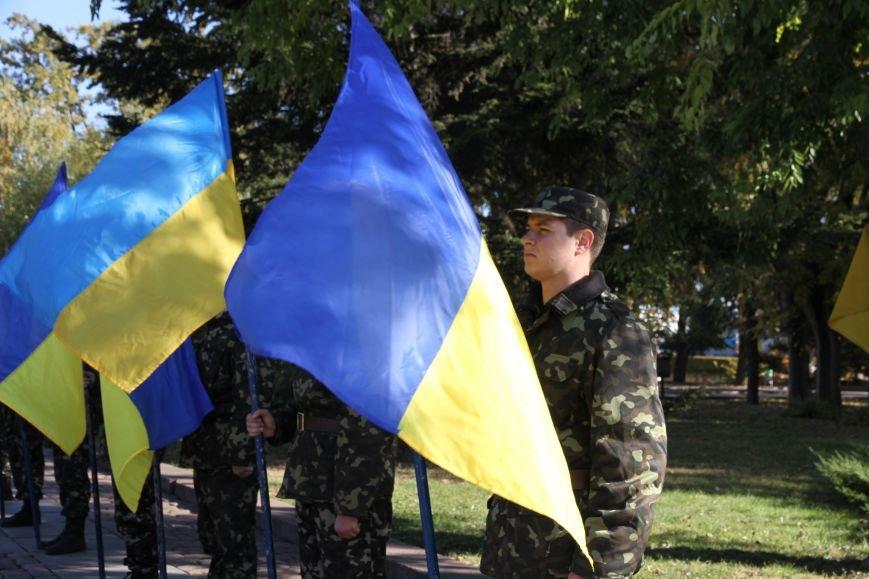 Николаевцы отметили 71-ю годовщину освобождения Украины от фашистских захватчиков (ФОТО), фото-3
