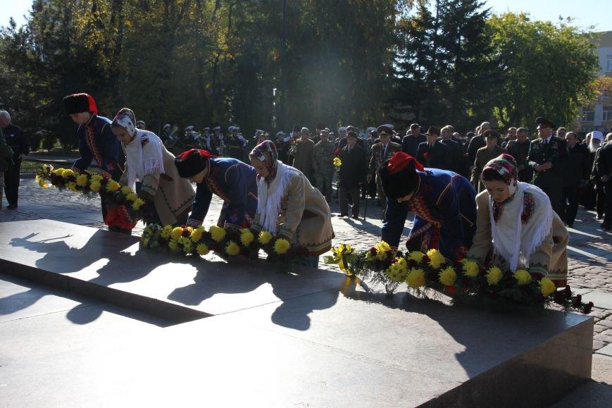 Николаевцы отметили 71-ю годовщину освобождения Украины от фашистских захватчиков (ФОТО), фото-6
