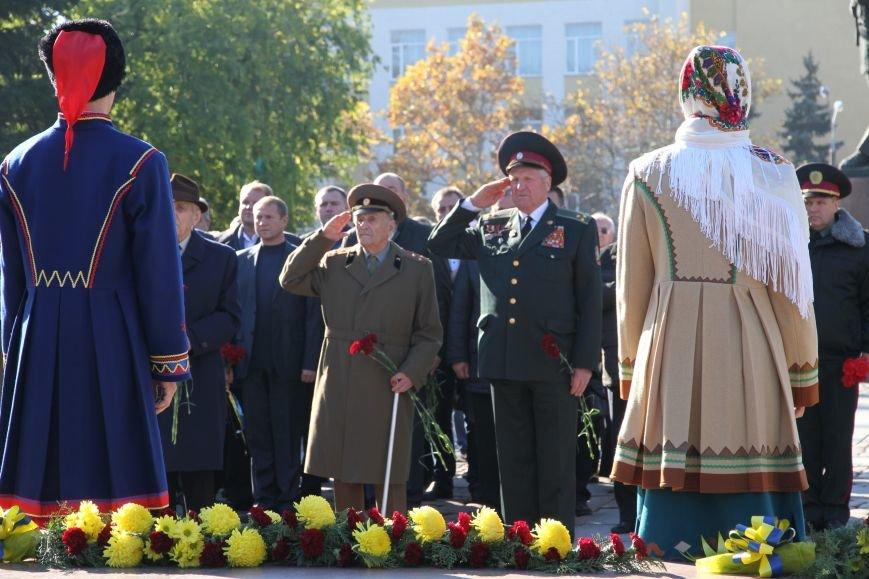 Николаевцы отметили 71-ю годовщину освобождения Украины от фашистских захватчиков (ФОТО), фото-9