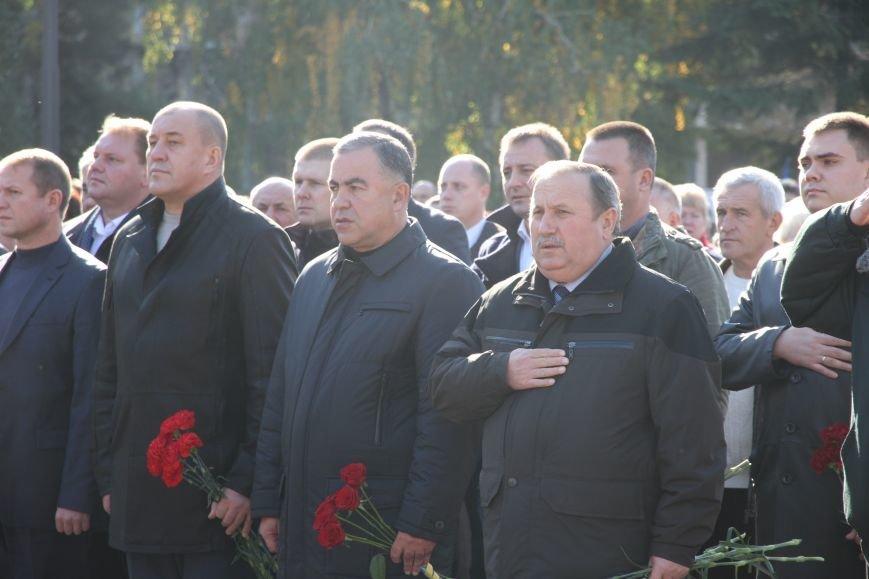 Николаевцы отметили 71-ю годовщину освобождения Украины от фашистских захватчиков (ФОТО), фото-8