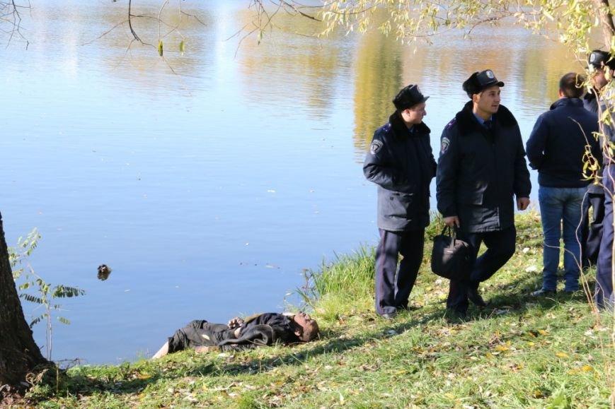 В Чернигове в районе Красного моста утонул бездомный, фото-1