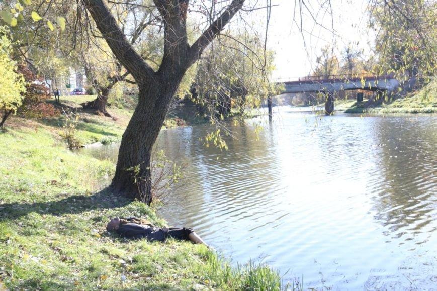 В Чернигове в районе Красного моста утонул бездомный, фото-3