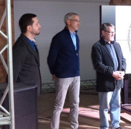 Профессионалы и любители-кинематографисты встретились на «Перекрестке» (фото) - фото 3