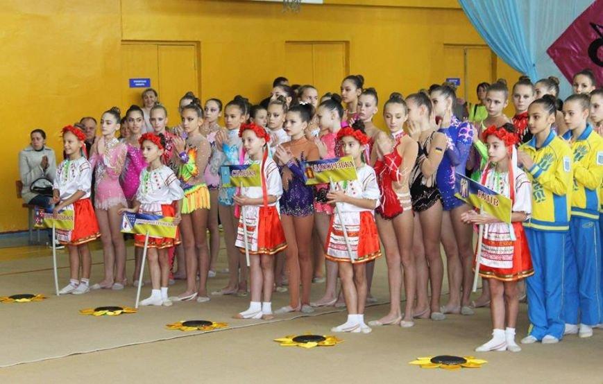 Черниговские гимнастки собрали все медали чемпионата Украины (фото) - фото 1