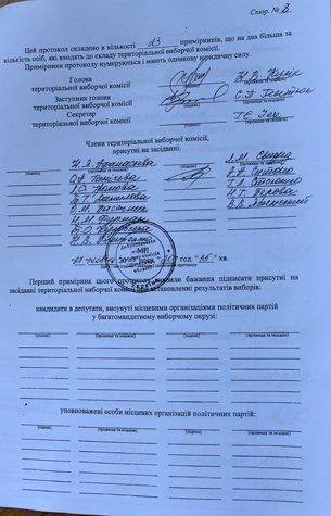 Результаты выборов: кто войдет в Добропольский городской совет, фото-5