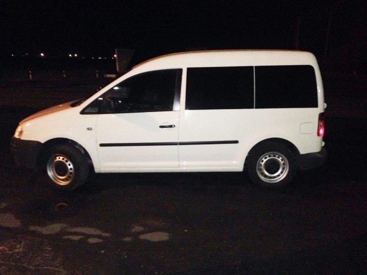 ГАИ задержала автомобиль, разыскиваемый в Артемовске-Бахмуте, фото-1