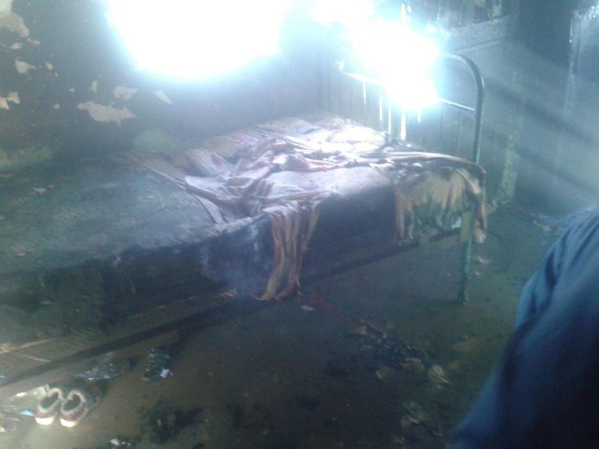 В Одесской области на пожаре погибли трое маленьких детей (ФОТО) (фото) - фото 1