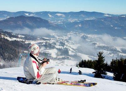 Зимний отдых в Буковеле 2015. Уникальные трассы (фото) - фото 1