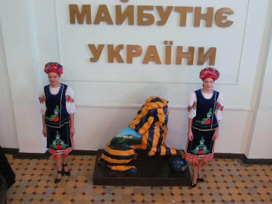 В Мариуполе ветеранов поздравили с Днем освобождения Украины (ФОТО), фото-1