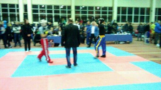Спортсмены из Красноармейска достойно выступили на Кубке Украины по кикбоксингу (фото) - фото 1