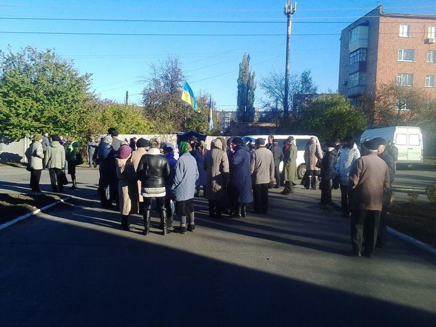 ВО «Сводода» під Конотопським міськрайонним судом провела акцію протесту(ФОТО), фото-3