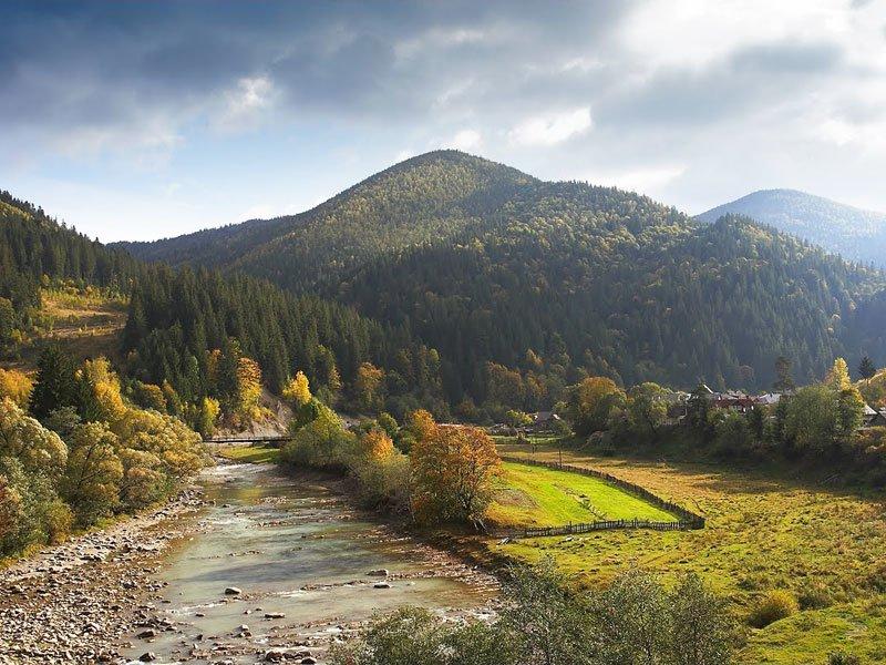 Незабываемый отдых в Татрове и Яремче (фото) - фото 1