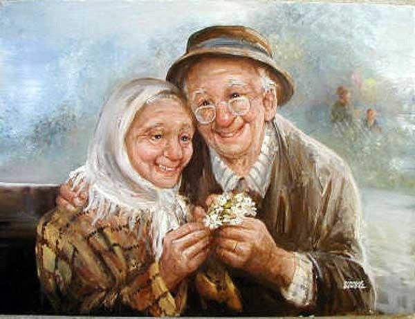 28 октября - День бабушки и дедушки в России (фото) - фото 1