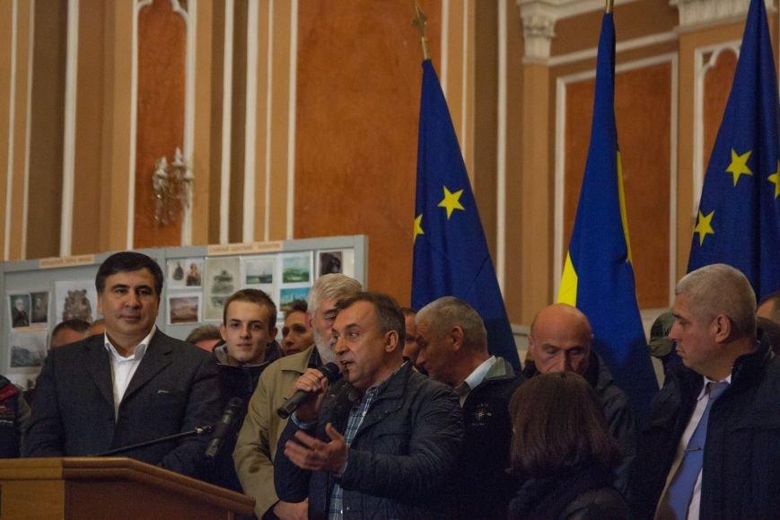 Давай по новой: Саакашвили и Боровик будут делать повторные выборы (фото) - фото 3