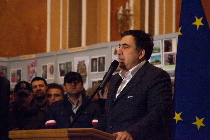Давай по новой: Саакашвили и Боровик будут делать повторные выборы (фото) - фото 1