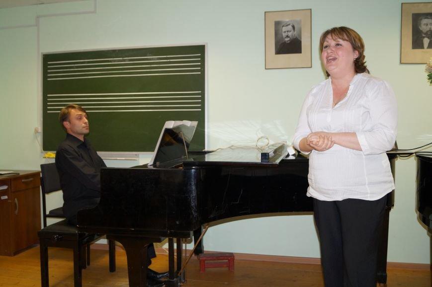 Вечер-концерт прошел в детской школе искусств № 5 г.п. Томилино Люберецкого района (фото) - фото 3
