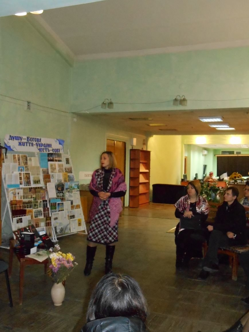 В Славянске прошла презентация книги П. Амитова «Преодоление лжи. Антимифология» (фото) - фото 6