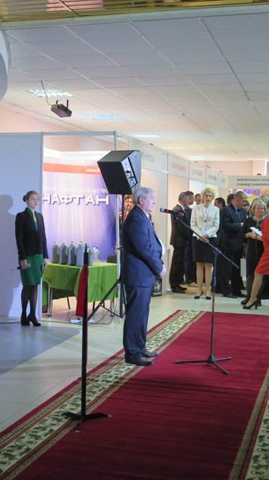 В Новополоцке проходит 4-й экономический форум. Фоторепортаж, фото-8