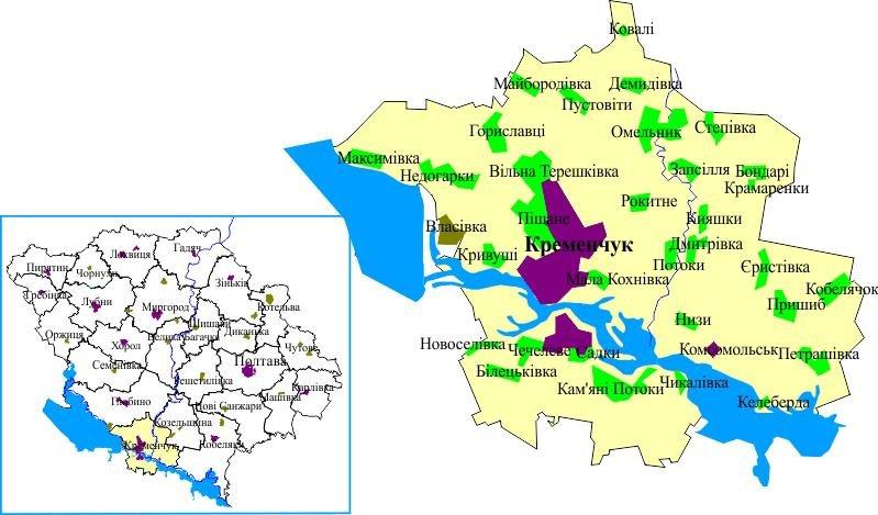 Стали відомі очільники сільрад  та територіальних громад Кременчуцького району (фото) - фото 1