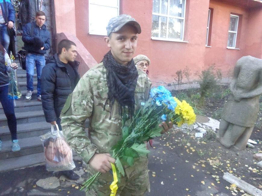 Красноармейский исторический музей почтил подвиг украинского народа в борьбе с нацизмом (фото) - фото 5