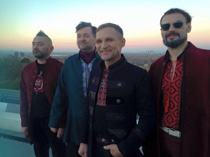 ВВ сняли клип на вертолетной площадке Януковича (ФОТО), фото-4