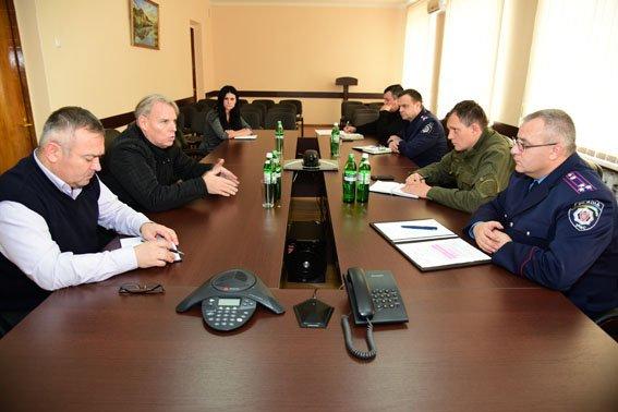 Милиция Донетчины и представители ООН говорили о взаимодействии (фото) - фото 1