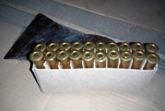 В одном из отделений экспересс-доставки грузов правоохранителями Красноармейска были обнаружены боеприпасы (фото) - фото 2
