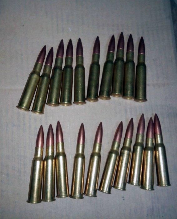 В одном из отделений экспересс-доставки грузов правоохранителями Красноармейска были обнаружены боеприпасы (фото) - фото 3